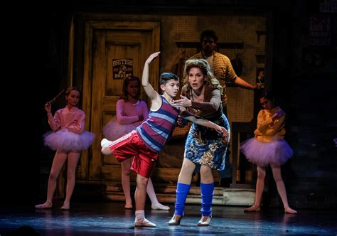 Theater Review: BILLY ELLIOT THE MUSICAL (San Diego